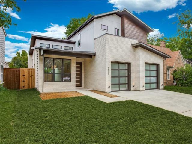 5835 Vickery Boulevard, Dallas, TX 75206 (MLS #14046043) :: Robbins Real Estate Group