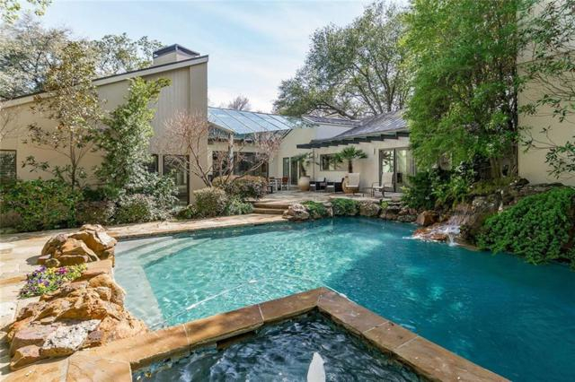 5642 Bent Tree Drive, Dallas, TX 75248 (MLS #14046052) :: RE/MAX Town & Country