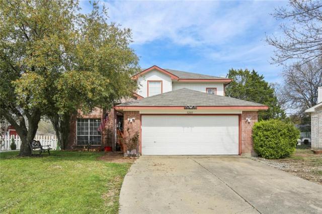 1201 Steeple Ridge Court, Mckinney, TX 75069 (MLS #14046483) :: Kimberly Davis & Associates