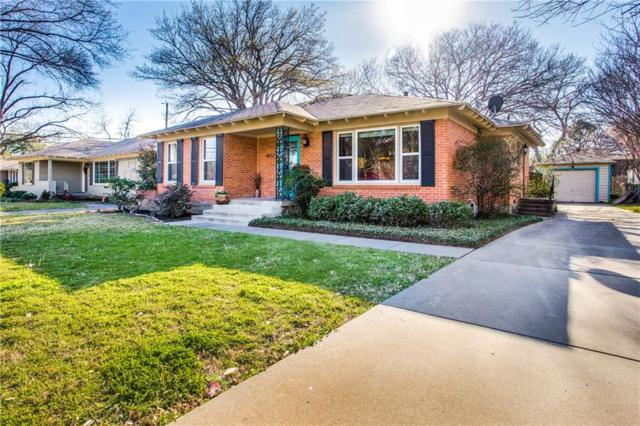 4557 Surf Drive, Dallas, TX 75214 (MLS #14046643) :: The Paula Jones Team | RE/MAX of Abilene