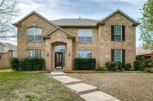 1704 Harvest Glen Drive, Allen, TX 75002 (MLS #14047006) :: RE/MAX Town & Country