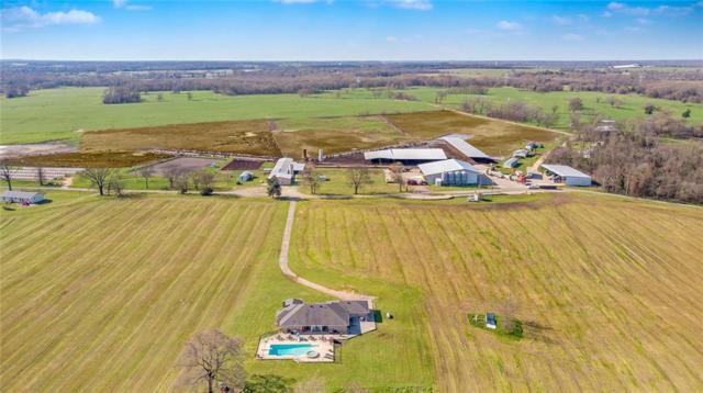 1160 County Road 3310, Pickton, TX 75471 (MLS #14047627) :: Team Hodnett