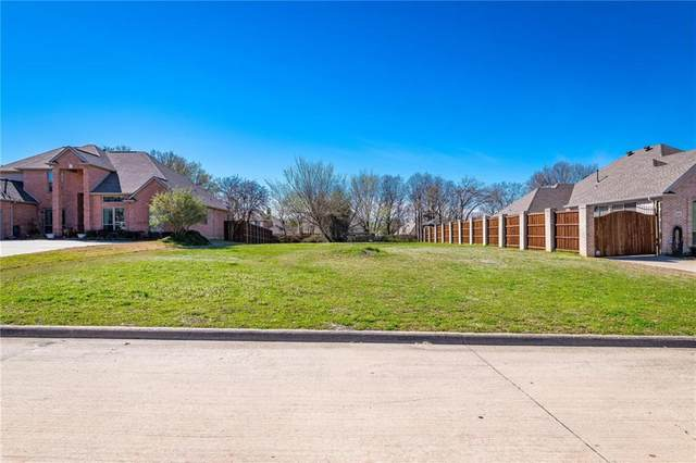 2206 High Pointe Drive, Corinth, TX 76210 (MLS #14048072) :: The Rhodes Team