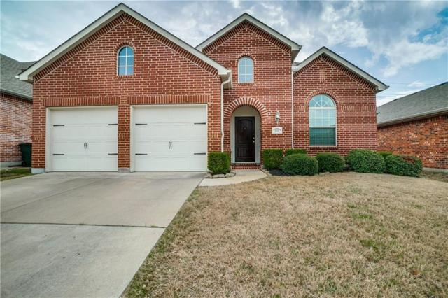 2052 Dripping Springs Drive, Forney, TX 75126 (MLS #14048122) :: Robbins Real Estate Group