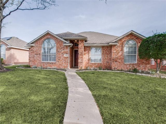 11908 Canoe Road, Frisco, TX 75035 (MLS #14048132) :: RE/MAX Town & Country