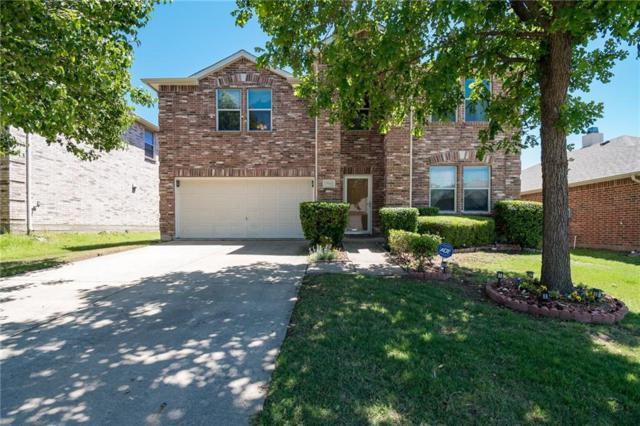 12662 Drexel Street, Frisco, TX 75035 (MLS #14048350) :: The Hornburg Real Estate Group