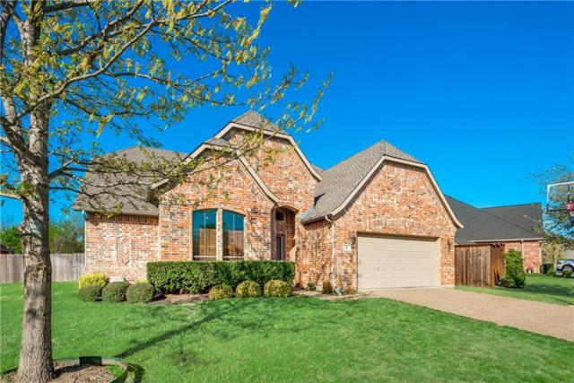 111 Crooked Cove, Argyle, TX 76226 (MLS #14048783) :: North Texas Team | RE/MAX Lifestyle Property
