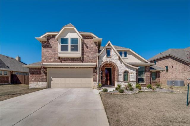 1416 Steve Drive, Crowley, TX 76036 (MLS #14049404) :: Potts Realty Group