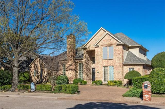 5615 Covehaven Drive, Dallas, TX 75252 (MLS #14049525) :: RE/MAX Town & Country