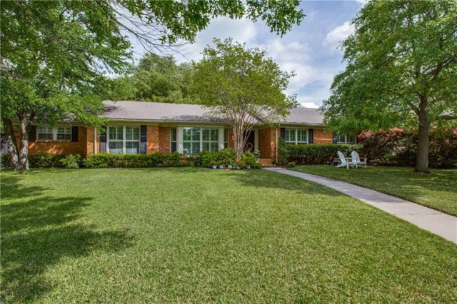 5815 Azalea Lane, Dallas, TX 75230 (MLS #14050573) :: Robbins Real Estate Group