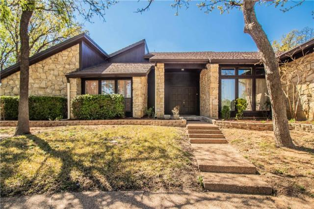 704 Timberview Court N, Fort Worth, TX 76112 (MLS #14050754) :: The Hornburg Real Estate Group