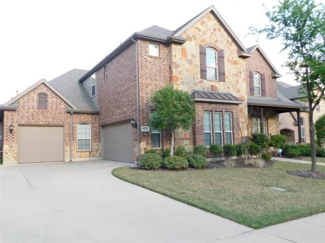9624 Bowman Drive, Fort Worth, TX 76244 (MLS #14050890) :: The Tierny Jordan Network