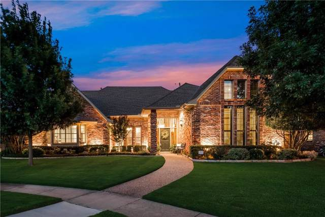 4004 Wilshire Court, Plano, TX 75023 (MLS #14051069) :: Real Estate By Design