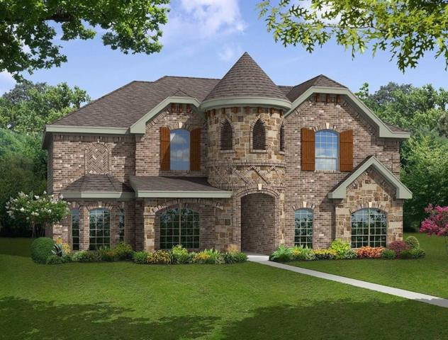 2668 Grand Colonial, Grand Prairie, TX 75054 (MLS #14051358) :: The Tierny Jordan Network