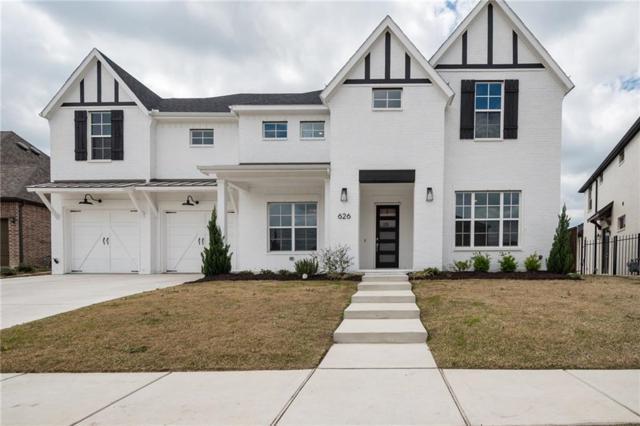 626 Rockfall Way, Aledo, TX 76008 (MLS #14051450) :: Vibrant Real Estate