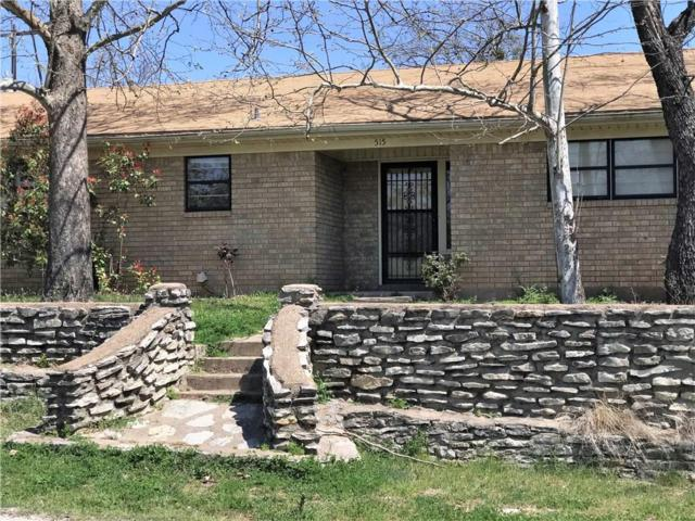 515 N Pecan Street, Hico, TX 76457 (MLS #14051488) :: RE/MAX Town & Country