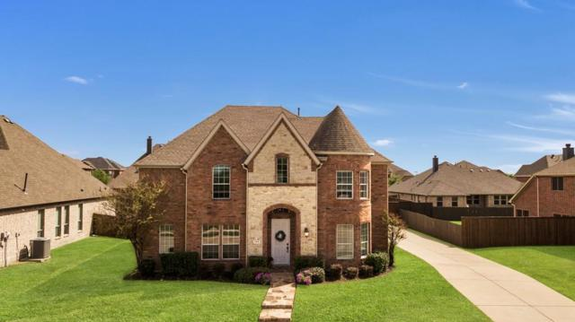 160 Wilson Drive, Prosper, TX 75078 (MLS #14051547) :: Frankie Arthur Real Estate