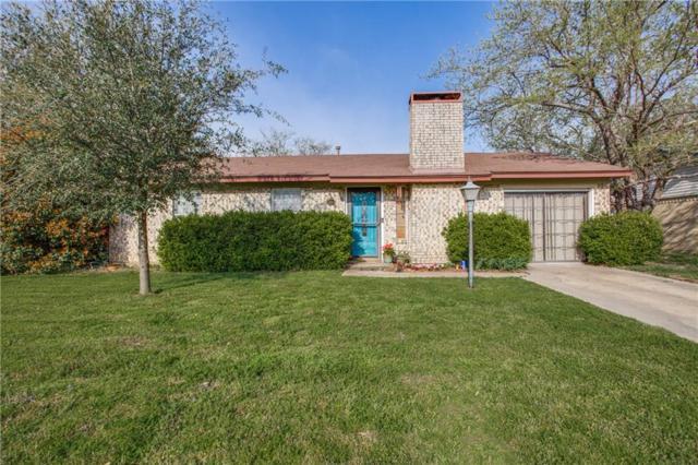 223 Mockingbird Lane, Denton, TX 76209 (MLS #14051823) :: Real Estate By Design