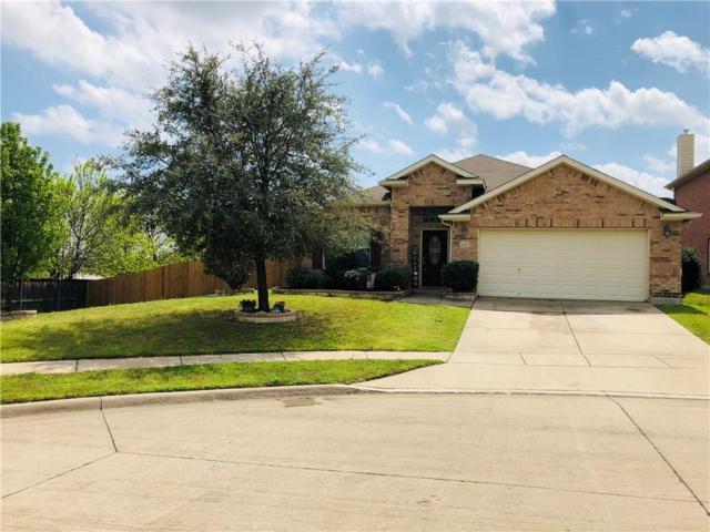 1820 Galena Court, Little Elm, TX 75068 (MLS #14052033) :: The Hornburg Real Estate Group