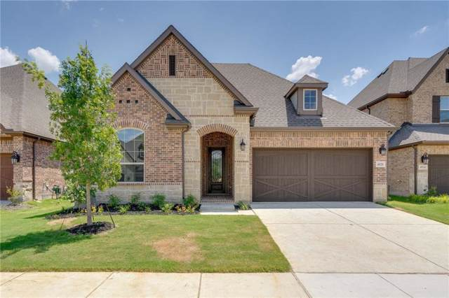 4920 Campbeltown Drive, Flower Mound, TX 75028 (MLS #14052158) :: Real Estate By Design