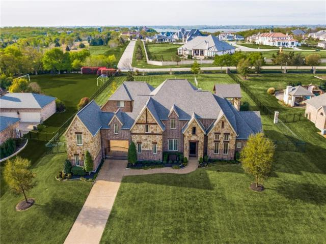 5501 Lake Windermere Drive, Flower Mound, TX 75022 (MLS #14052874) :: Real Estate By Design