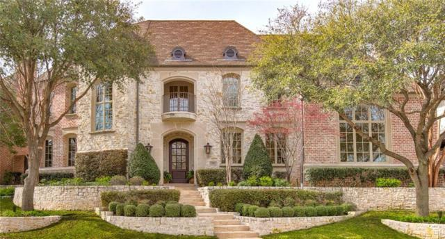7143 Hill Forest Drive, Dallas, TX 75230 (MLS #14053176) :: RE/MAX Town & Country