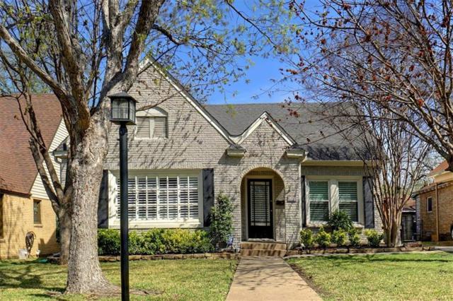 5233 Vanderbilt Avenue, Dallas, TX 75206 (MLS #14053290) :: Robbins Real Estate Group