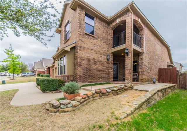 3212 Outlook Court, Fort Worth, TX 76244 (MLS #14053787) :: The Heyl Group at Keller Williams
