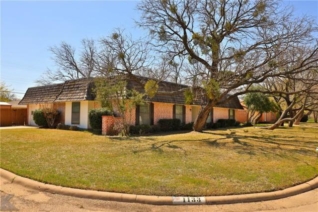 1133 Chriswood Drive, Abilene, TX 79601 (MLS #14053855) :: RE/MAX Town & Country