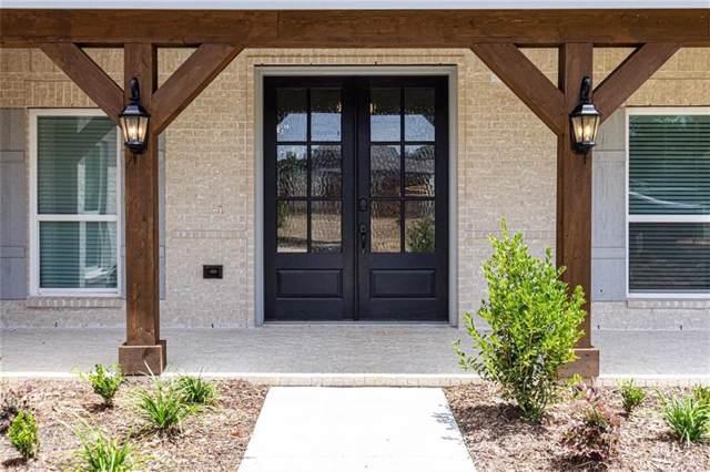 7813 Falcon Ridge Road, Denton, TX 76208 (MLS #14054466) :: Real Estate By Design