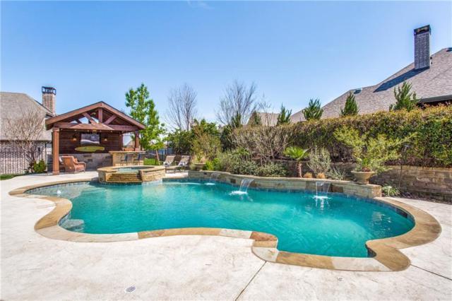 2420 Spring Crest Drive, Prosper, TX 75078 (MLS #14054474) :: Kimberly Davis & Associates