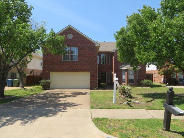 2117 Bennington Avenue, Flower Mound, TX 75028 (MLS #14054765) :: RE/MAX Town & Country