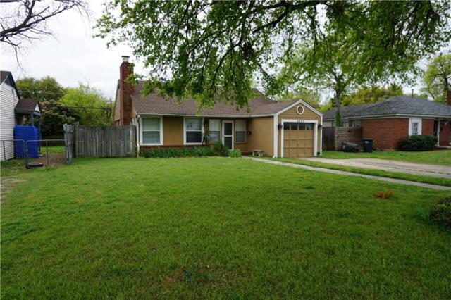 6341 Calmont Avenue, Fort Worth, TX 76116 (MLS #14055070) :: The Mitchell Group