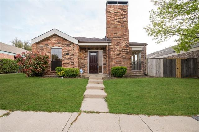 4908 Courtside Drive, Irving, TX 75038 (MLS #14055205) :: RE/MAX Town & Country