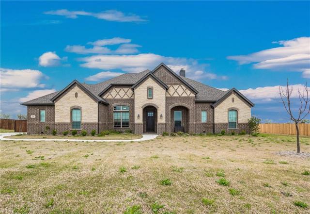 129 Vail Lane, Waxahachie, TX 75167 (MLS #14055375) :: The Chad Smith Team