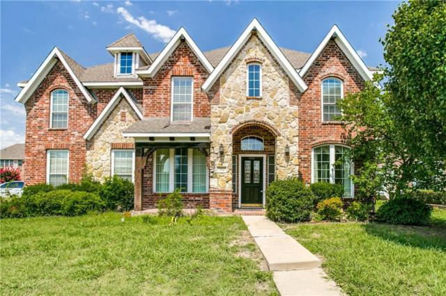 702 Champion Way, Mansfield, TX 76063 (MLS #14055404) :: The Tierny Jordan Network