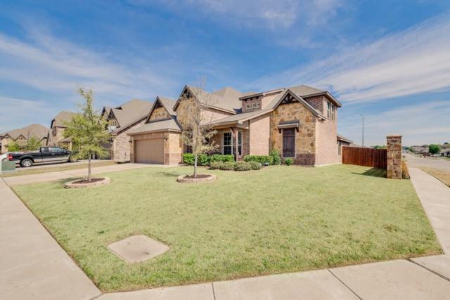 224 Chimney Rock Road, Burleson, TX 76028 (MLS #14055909) :: Baldree Home Team