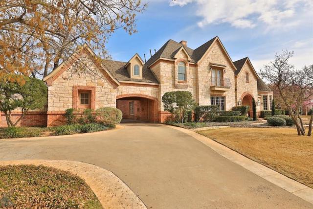 1423 Tanglewood Road, Abilene, TX 79605 (MLS #14056023) :: The Paula Jones Team | RE/MAX of Abilene