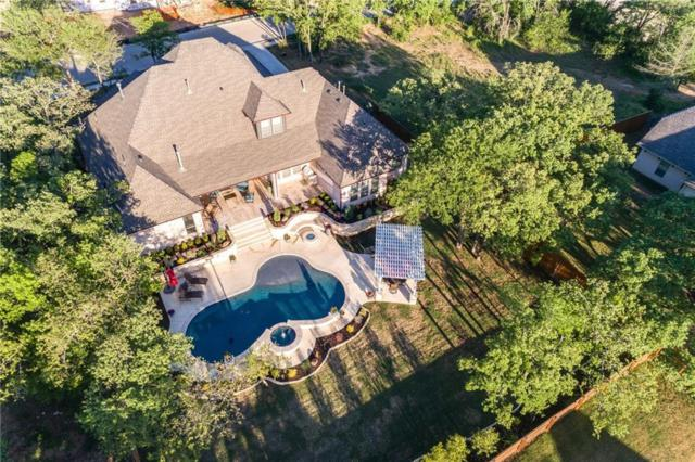 6104 Legacy Estates Drive, Colleyville, TX 76034 (MLS #14056319) :: The Tierny Jordan Network