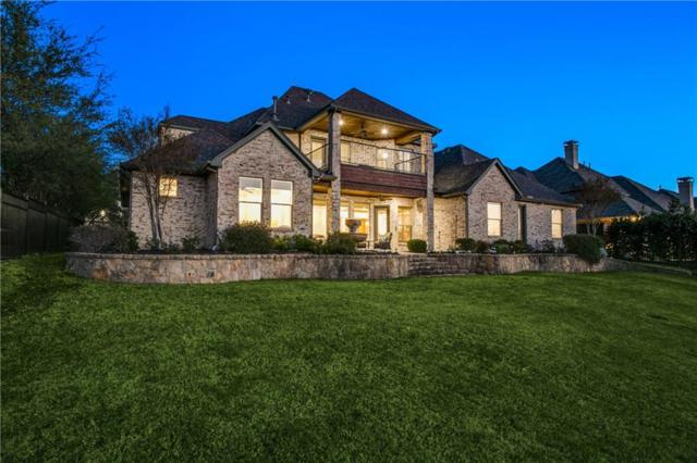 1136 King Mark Drive, Lewisville, TX 75056 (MLS #14056359) :: The Rhodes Team