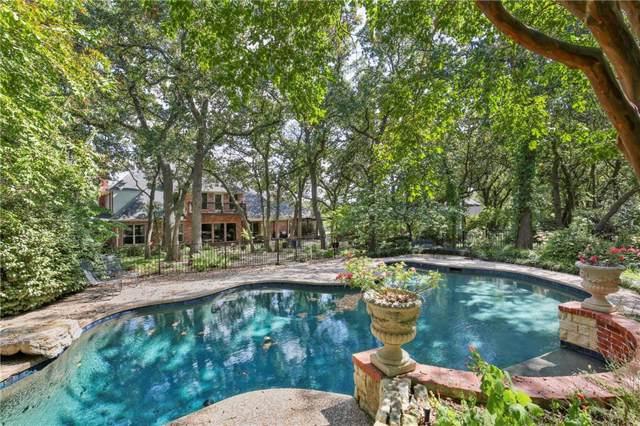 2805 Blue Wood Trail, Flower Mound, TX 75022 (MLS #14056770) :: Real Estate By Design