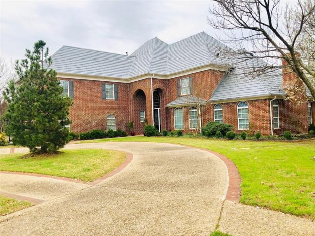 3600 Rosebud Drive, Dalworthington Gardens, TX 76016 (MLS #14056814) :: RE/MAX Town & Country