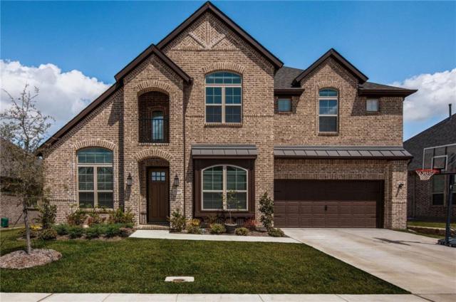 11366 Bull Head Lane, Flower Mound, TX 76262 (MLS #14056925) :: Real Estate By Design