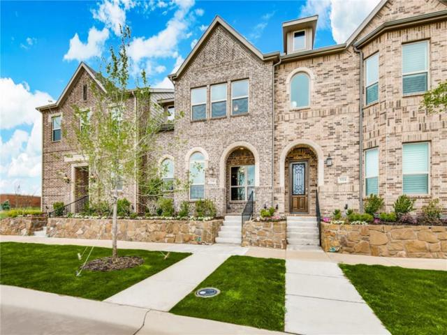 3316 Archduke Drive, Frisco, TX 75034 (MLS #14056961) :: The Rhodes Team
