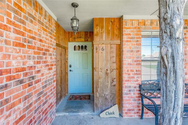 516 Apple Street, Joshua, TX 76058 (MLS #14057213) :: The Heyl Group at Keller Williams
