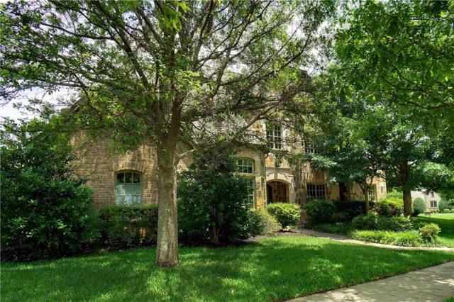 208 Compton Court, Colleyville, TX 76034 (MLS #14057717) :: The Tierny Jordan Network