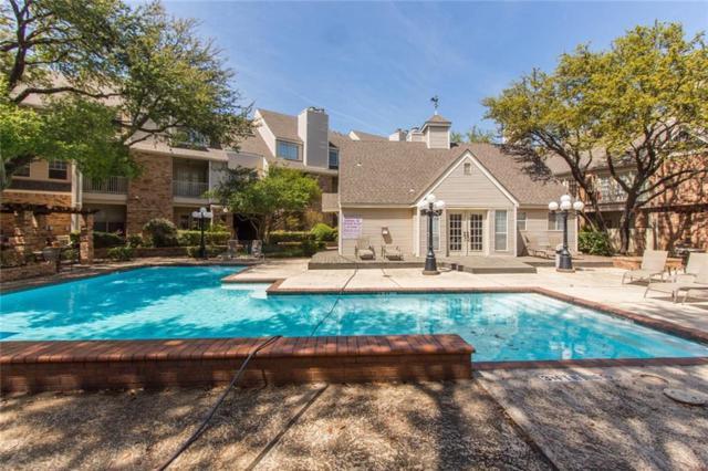 5325 Bent Tree Forest Drive #1128, Dallas, TX 75248 (MLS #14057980) :: Van Poole Properties Group