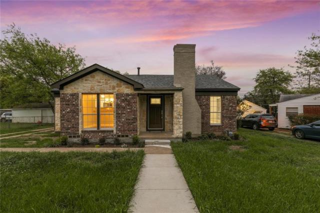 710 Cliffdale Avenue, Dallas, TX 75211 (MLS #14058102) :: RE/MAX Town & Country