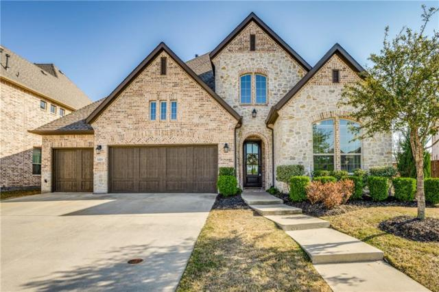 1424 Grassland Drive, Celina, TX 75009 (MLS #14058265) :: RE/MAX Town & Country