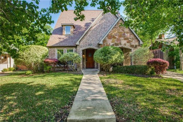 5631 Miller Avenue, Dallas, TX 75206 (MLS #14058337) :: Robbins Real Estate Group